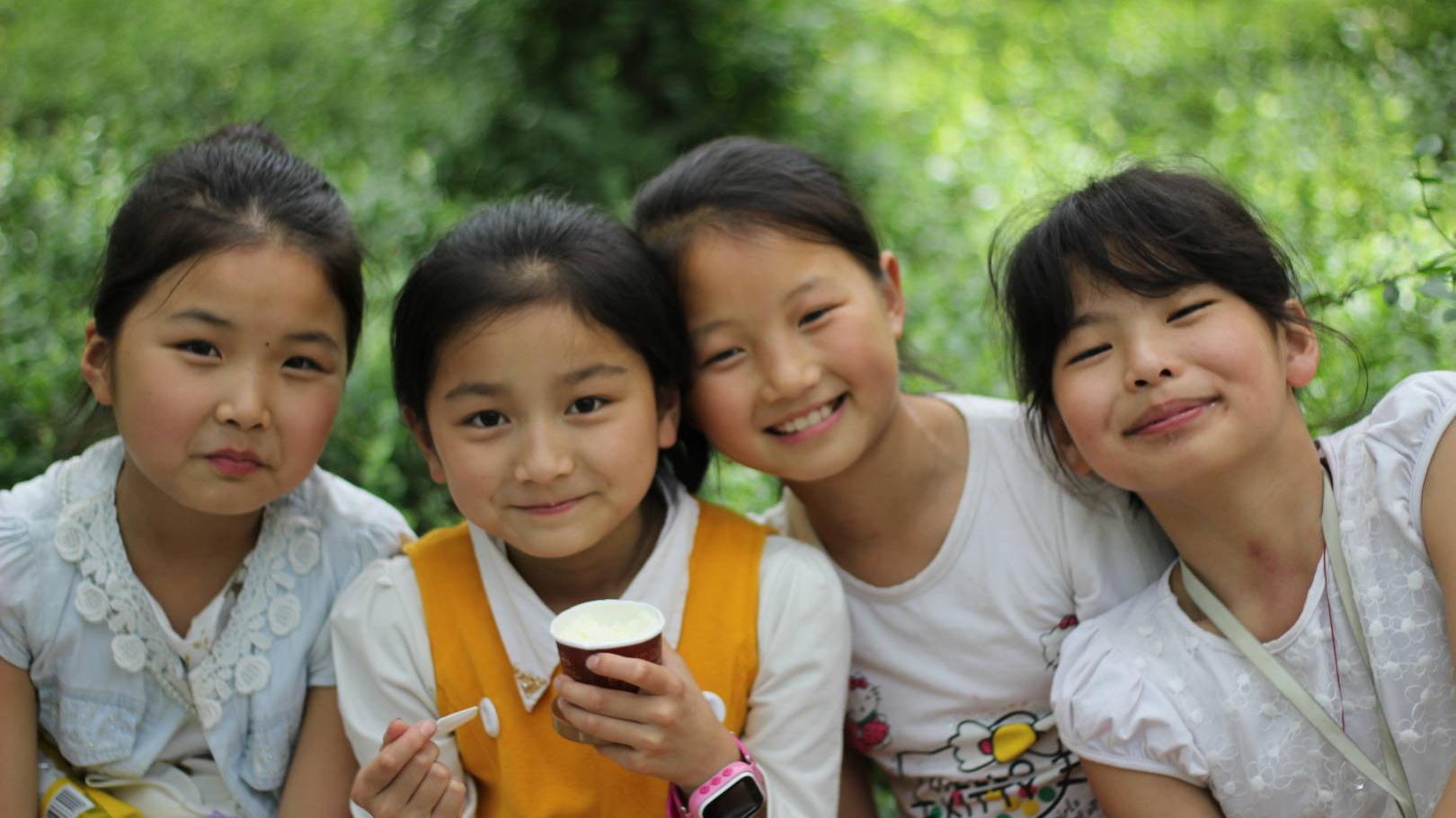 晴天合唱团-流动儿童综合素养提升计划